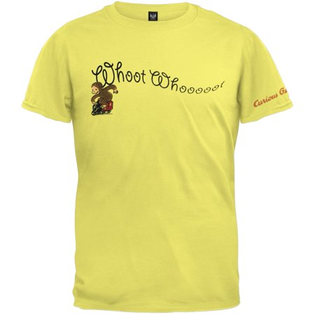 Curious George - Whoot Youth T-Shirt