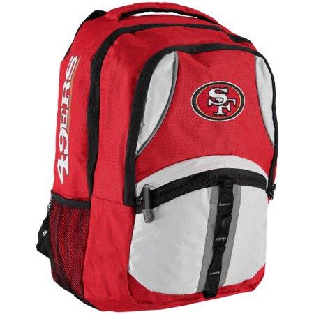San Francisco 49ers Captain Backpack - Scarlet - No (Scarlet Backpack)