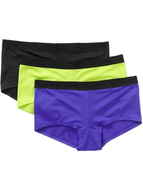 344fae7a309c Product Image Hanes Women's Performance Cool Boyshort Panties - 3 pack