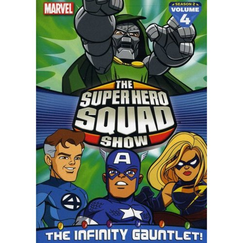The Super Hero Squad Show: Season Two, Volume Four - The Infinity Gauntlet (Full Frame)