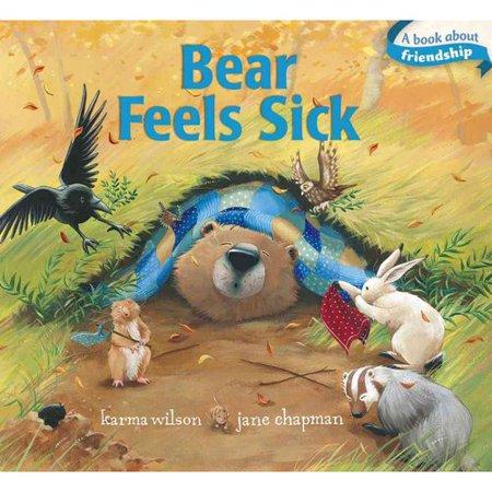 Bear Feels Sick by