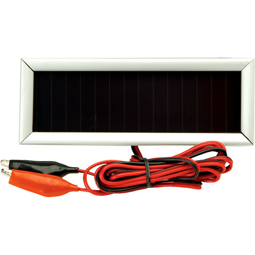 American Hunter Charger, BL-EC6, 6 Volt Solar Charger, Economy by American Hunter