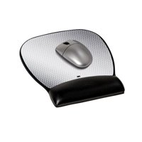 3M Precise Mouse Pad with Gel Wrist Rest, MW310LE