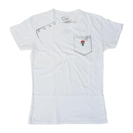 Dr. Horrible's Sing-Along Blog Lab Coat Juniors/Womens T-Shirt |