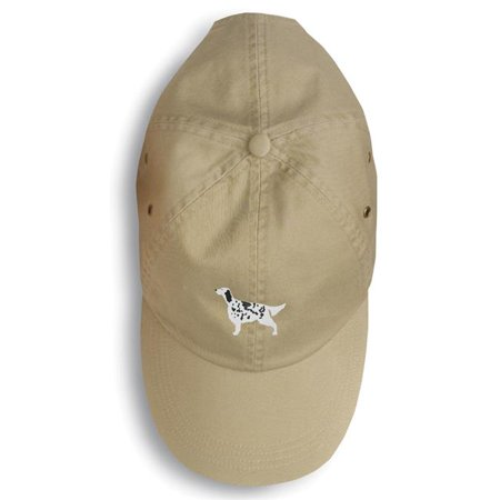 English Setter Embroidered Baseball Cap - image 1 of 1