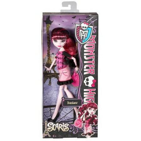 Monster High Scaris Draculaura Doll (Monster High Draculaura 1600 Birthday)