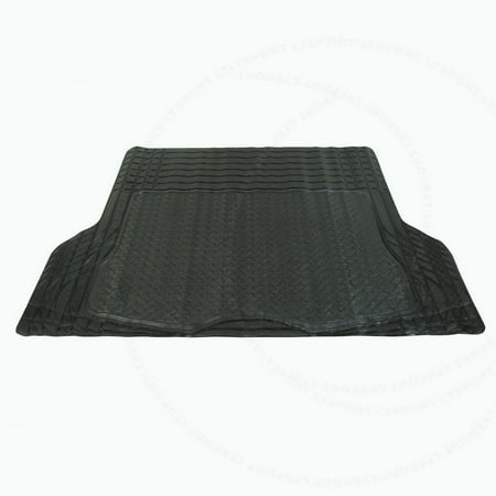 Fit Toyota Trunk Mat Rubber Carpet Cargo Floor All Weather Deep Dish Protect For 4Runner Avalon Camry Celica Corolla (1989 Toyota Corolla Rubber)