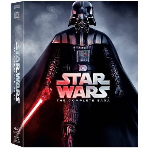 Star Wars: Complete Saga (Blu-ray)