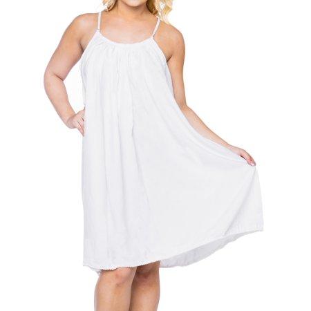 Women Boho Casual Rayon Solid Plain Loose Beach Party Dress Oversized Sundress for Ladies Cover up