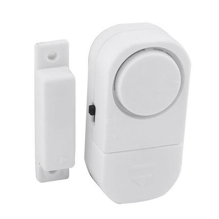 Home Window Door Entry Anti Theft Diy Safety Magnetic Sensor