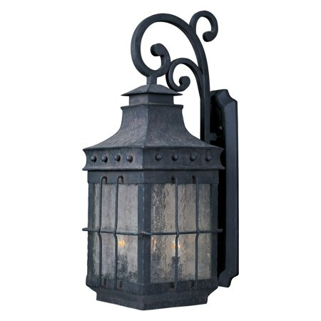 Maxim Nantucket Outdoor Wall Lantern   32H In  Country Forge