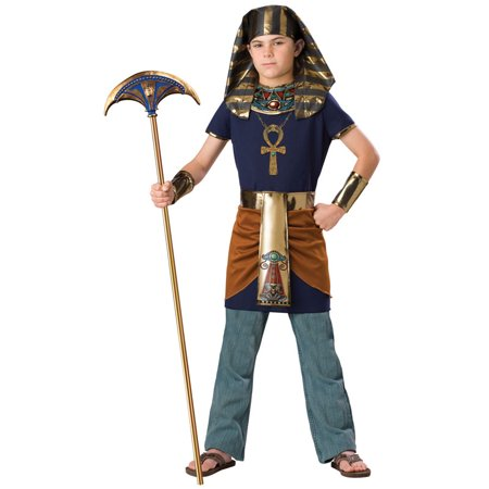 Pharaoh Child Costume - Pharaoh Headpiece