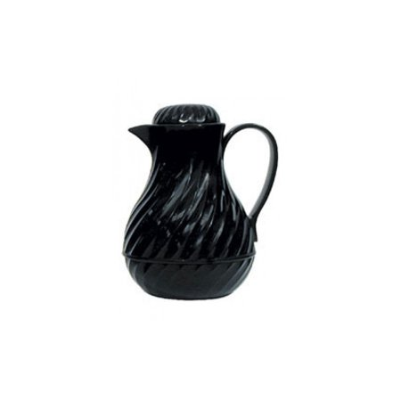 Admiral Craft SP-40BK Black 40 Ounce Insulated Server Commercial Coffee Carafe