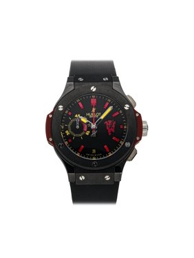 Pre-Owned Hublot Watch Big Bang King Red Devil Bang Limited Edition 318.CM.1190.RX.MAN08 (15 Month WatchBox Warranty)