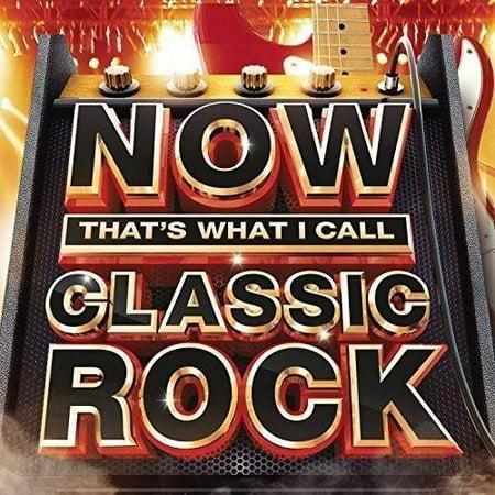 Now That's What I Call Classic Rock / Various (Vinyl) (Classic Rock Birthdays)