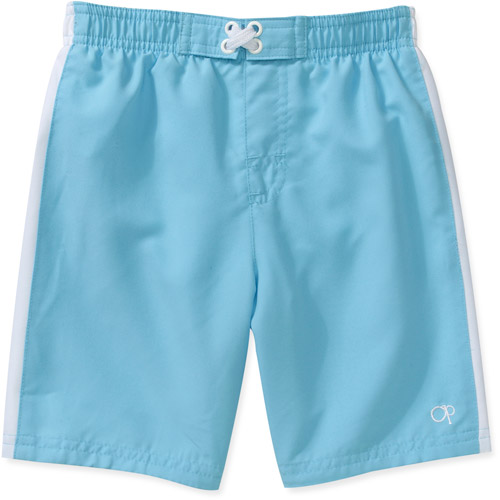 OP Baby Boys' Basic Swim Trunks