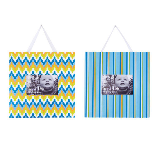 Trend Lab Levi Picture Frame (Set of 2)