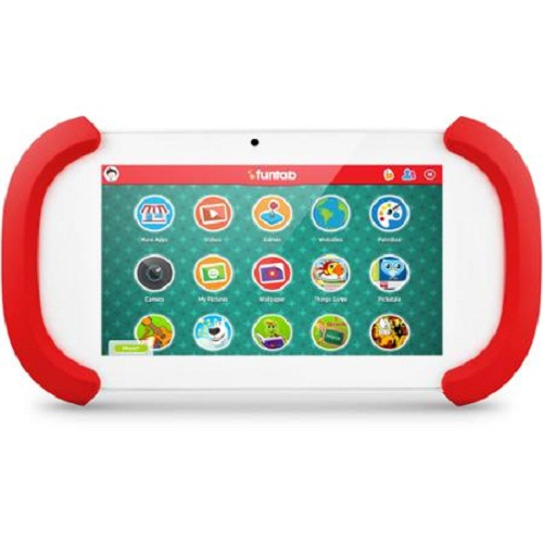 """EMATIC FUNTAB3-RD 7"""" HD Kid-Safe Tablet with Android 5.1 ..."""