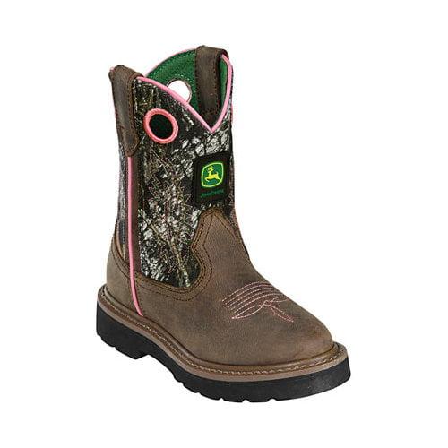 Children's John Deere Boots Classic Pull-On 2198 by John Deere