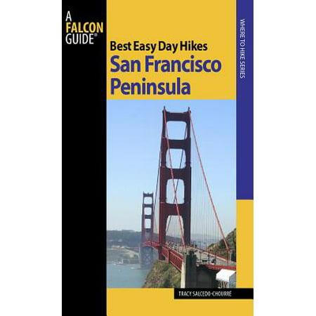 Best Easy Day Hikes San Francisco Peninsula -