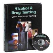 JJ KELLER 280-DVD DVD Training, Alcohol & Drug Testing