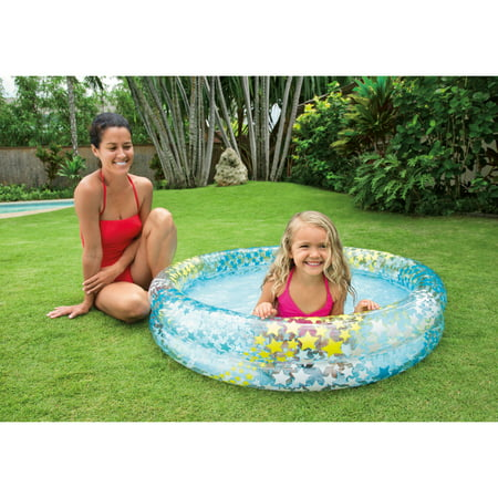 "Intex Inflatable Stargaze Kids Pool, 48"" x 10"""