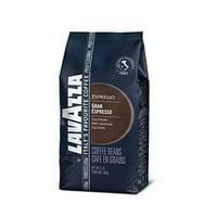 Lavazza Italian Gran Espresso Whole Bean Coffee Blend, Espresso Roast, 2.2-Pound Bag