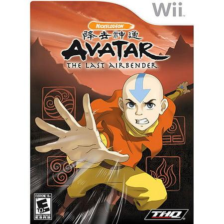 Avatar: The Last Airbender - Nintendo Wii THQ ()
