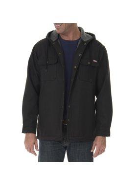 Genuine Dickies Mens Polar Lined Shirt Jacket