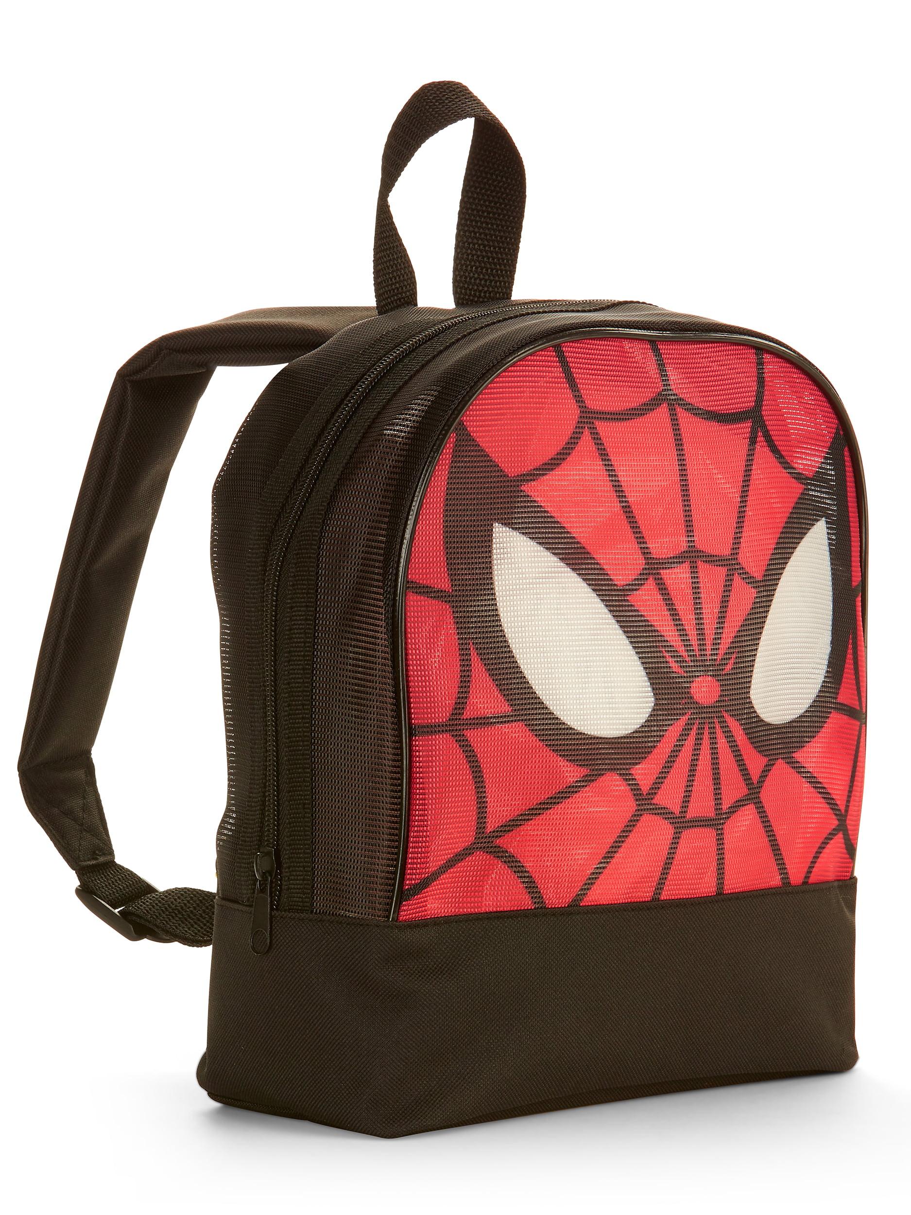 Marvel Spiderman Mesh Mini Backpack