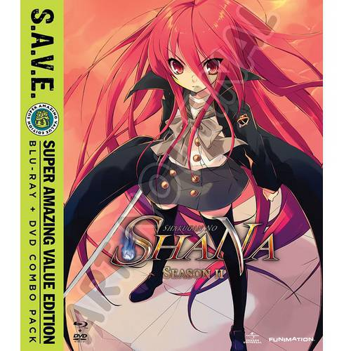 Shakugan No Shana: Season II (S.A.V.E.) (Blu-ray) (Widescreen)