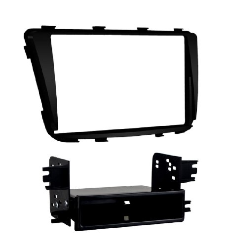 Metra 99-7347b 2012 & Up for Hyundai Accent Single & Double Din Installation Kit