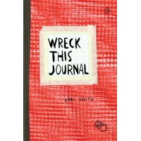 Wreck This Journal (Red) (Paperback)