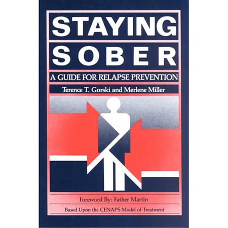 PDF Download Staying Sober A Guide For Relapse Prevention Free