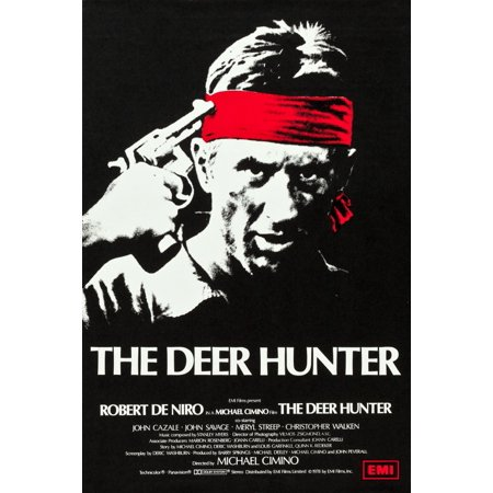 The Deer Hunter Robert De Niro 1978 Universal Pictures  Courtesy Everett Collection Movie Poster