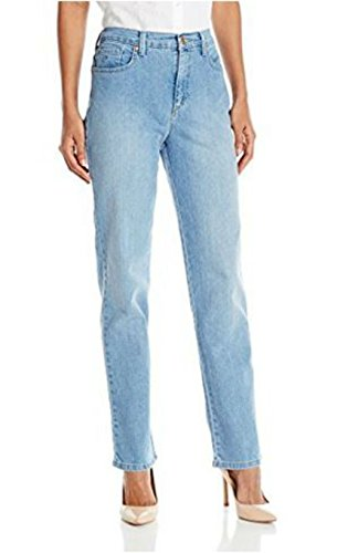 Gloria Vanderbilt Ladies/' Amanda Stretch Denim Jeans BLACK Select Size