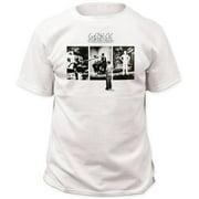 Genesis Men's  Down On Broadway T-shirt White