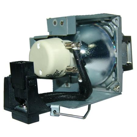 Lampe de rechange Philips originale pour Projecteur Mitsubishi GX-335 (ampoule uniquement) - image 2 de 5