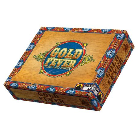 Gold Fever Family Fun Portable Easy Board Game Stronghold Games - Fun And Easy Halloween Games