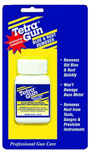 Tetra Gun Blue /& Rust Remover