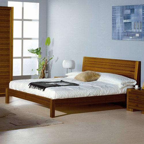 Hokku Designs Alpha Platform Customizable Bedroom Set