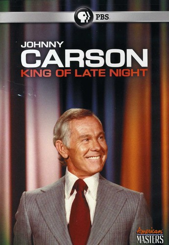 American Masters: Johnny Carson, King of Late Night (DVD) by PBS DIRECT