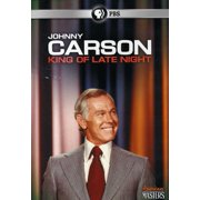 Johnny Carson: King of Late Night (American Masters) by PBS HOME VIDEO