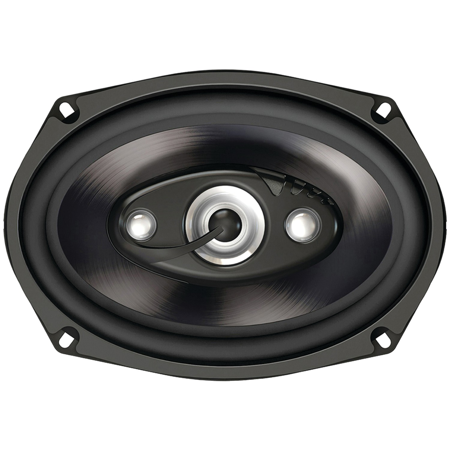 DUAL DLS694 DLS Series 4-Way Full-Range Speakers (6 x 9, 200 Watts Max)