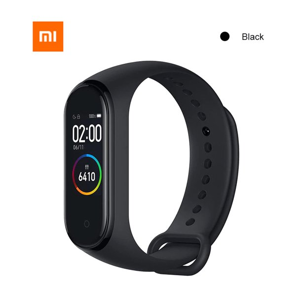 Mi Band 4 Intelligent Bracelets Wristband smart watch- Black Version