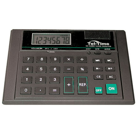 Desk Top Talking Calculator
