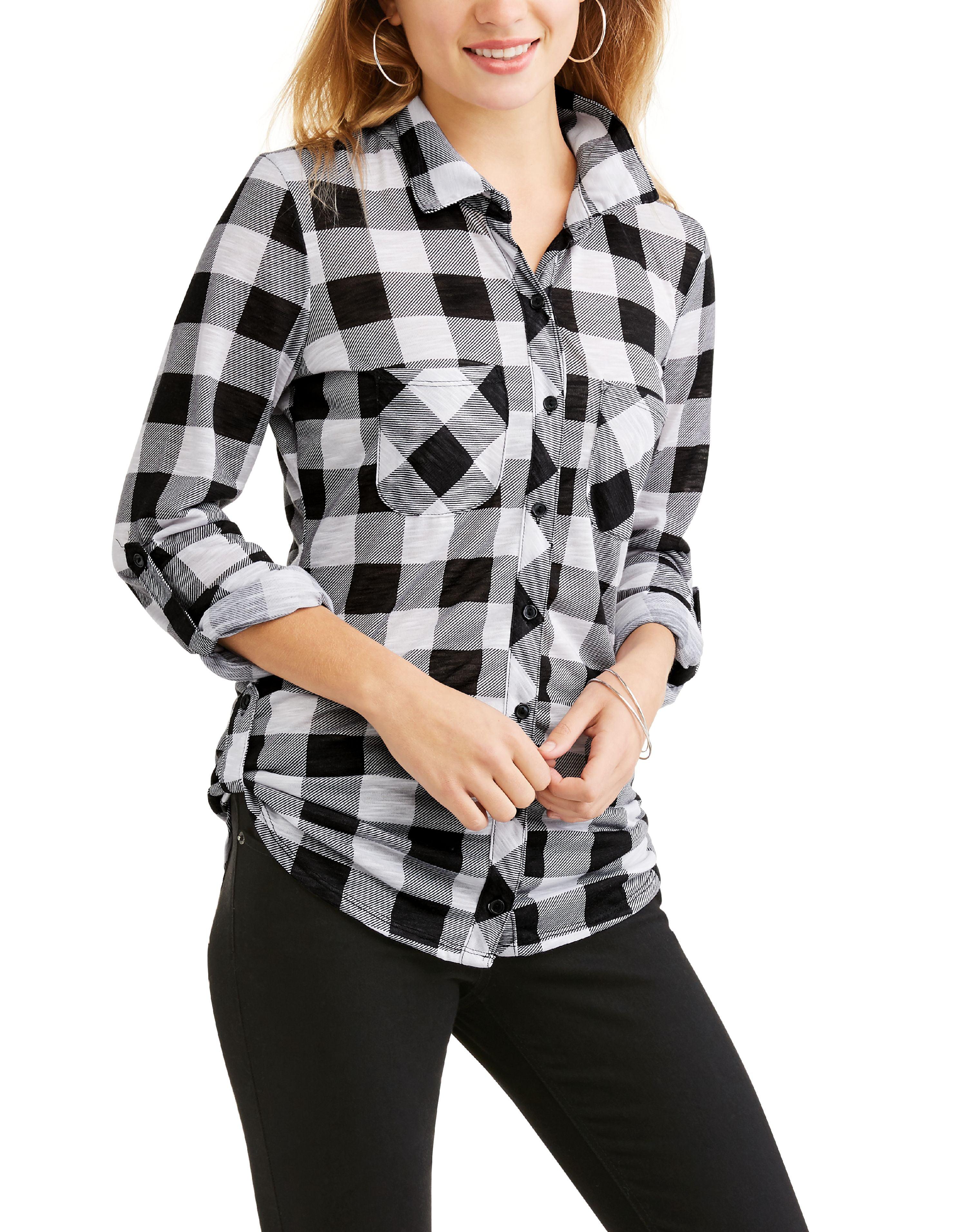 810605ee Cheap Button Down Shirts For Juniors - DREAMWORKS