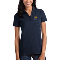 Indiana Pacers Antigua Women's Tribute Polo - Navy