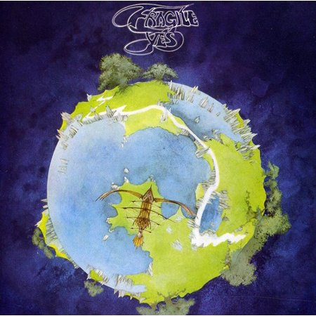 Yes - Fragile (CD) - image 1 of 1