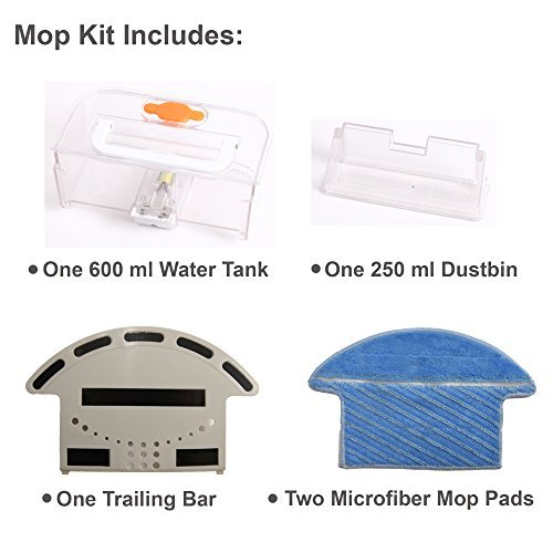 Replacement Rollibot BL800 Mopping Water Tank